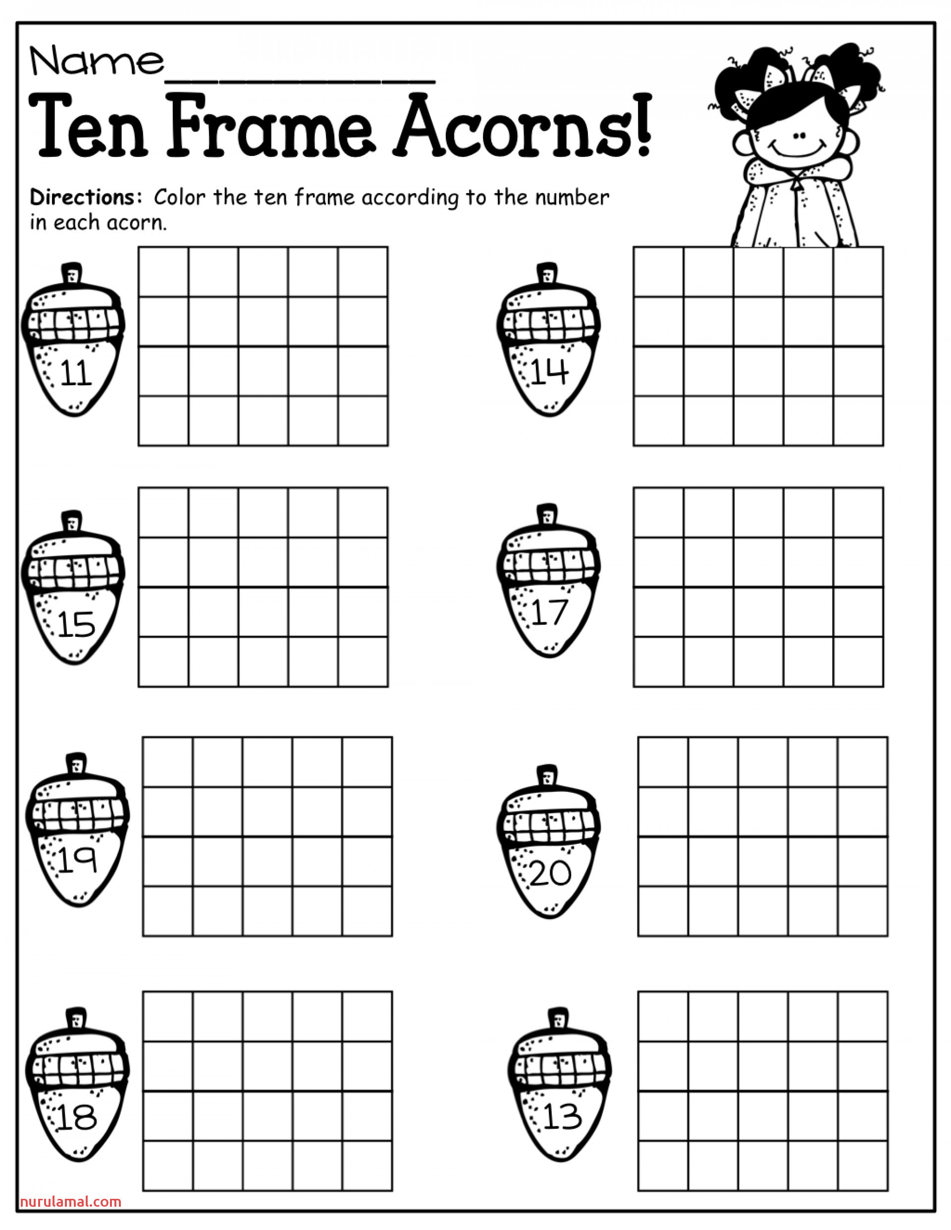 Printable French Worksheets Easy 001