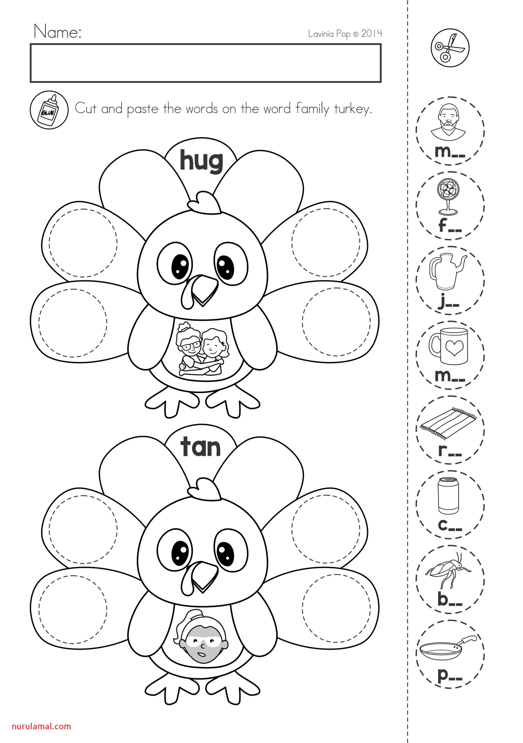 Worksheets What Type Of Bird