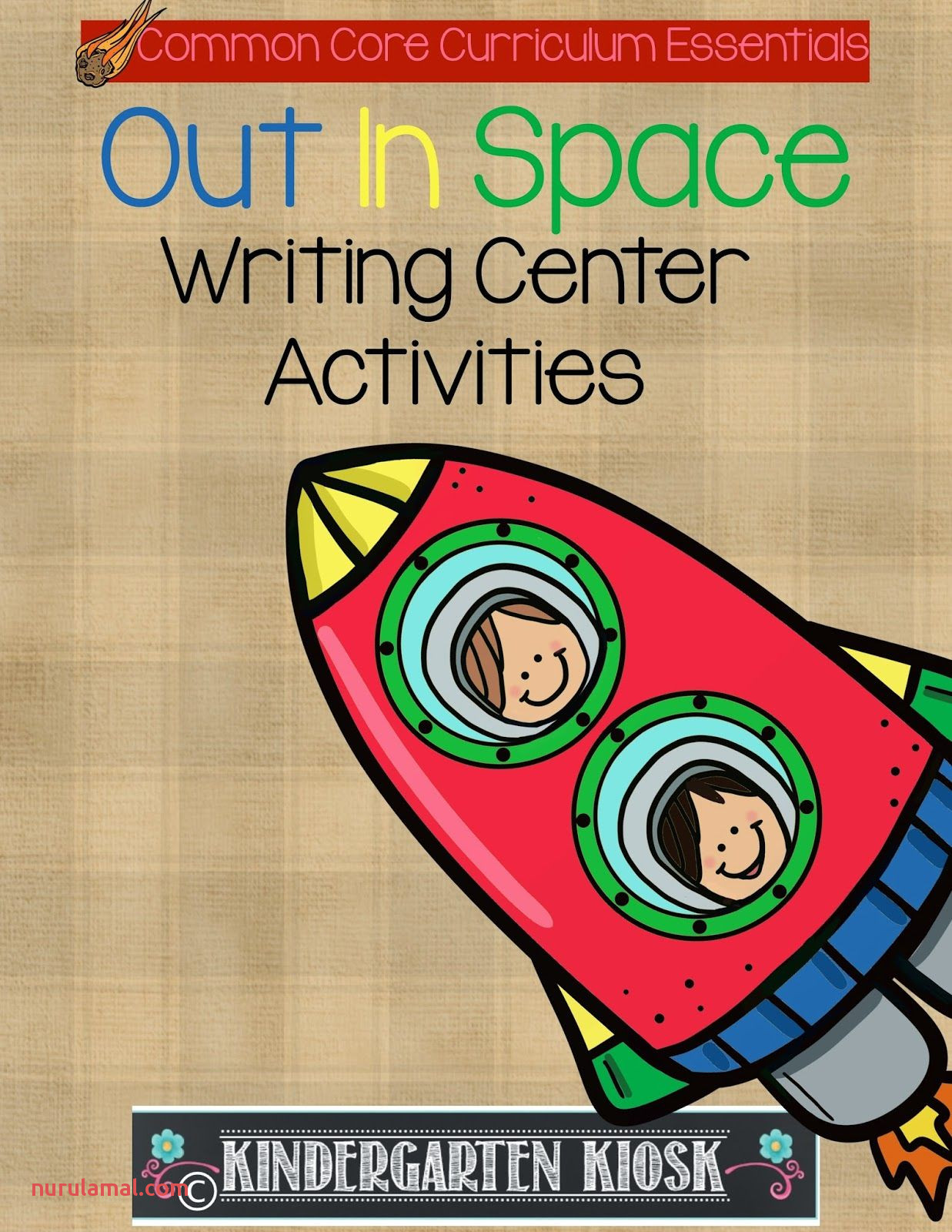 Outer Space Worksheets For Kids Fun