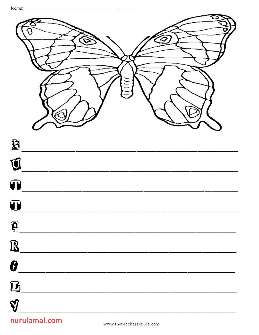 Free Printable Worksheets For Lkg All Subjects