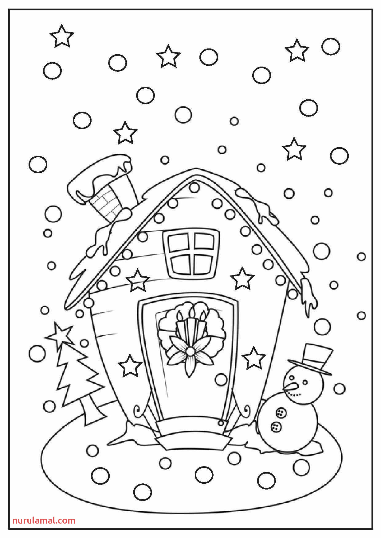 Christmas Tracing Worksheets Preschool