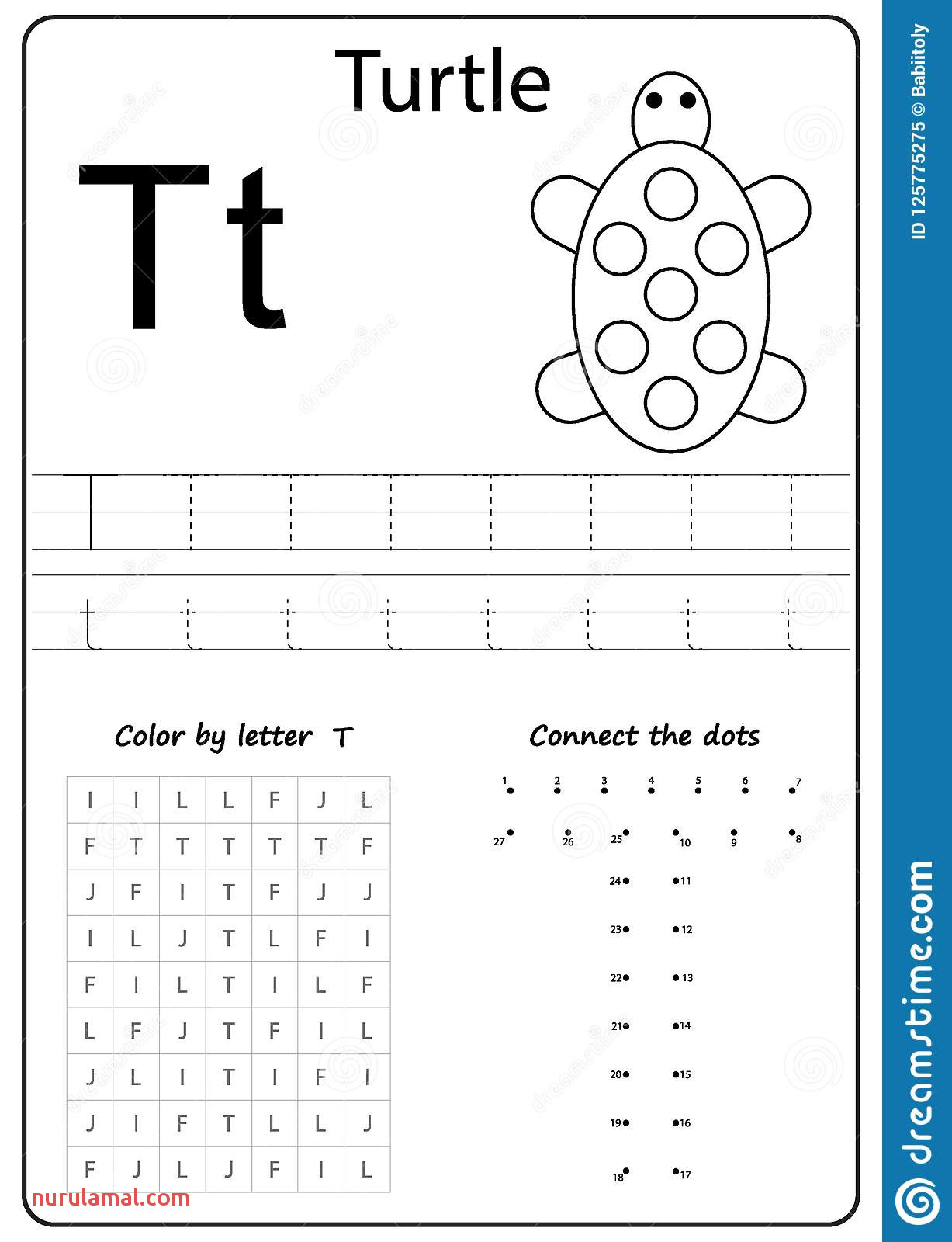 Printable Letter Worksheets X Y Nurul Amal