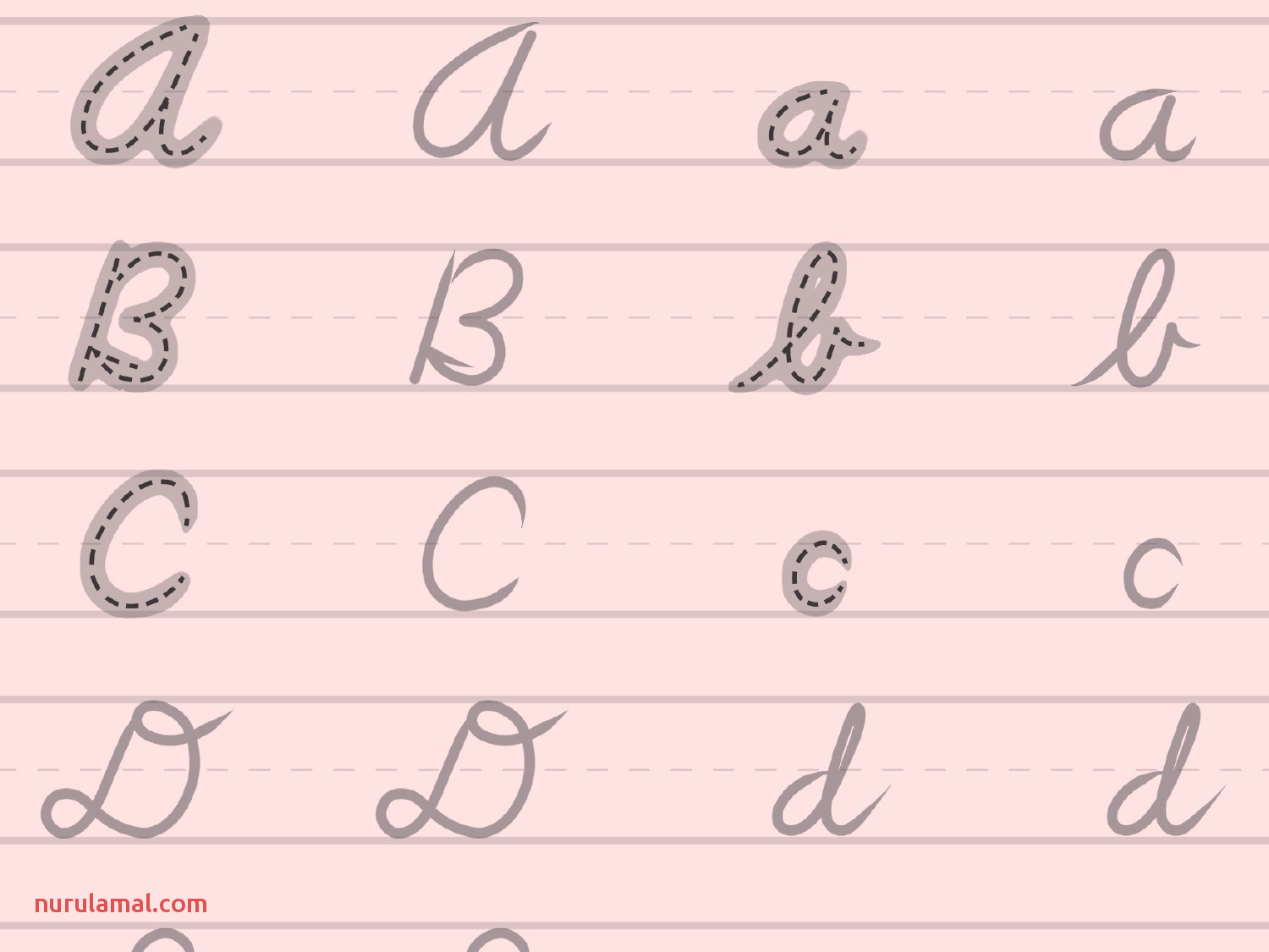 Worksheets Writing Letters C And O