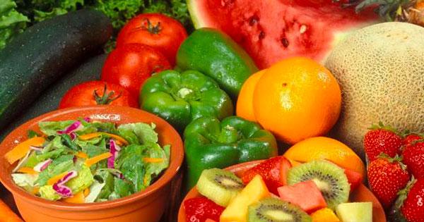 frutta verdura fertilità maschile