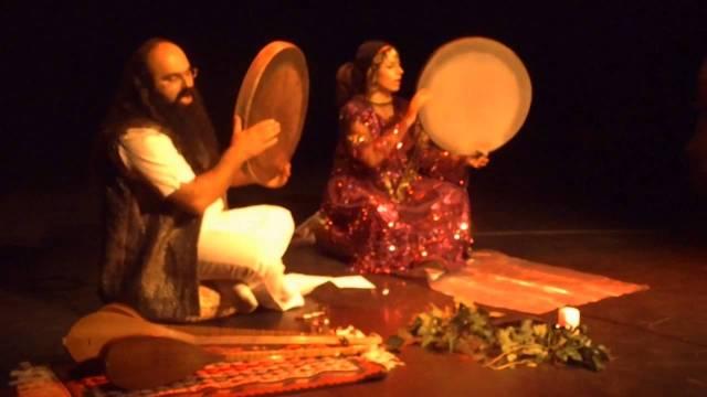Ilustrasi Gambar dari Persische Sufi Musik - ein moderiertes Konzert mit Maryam Hatef & Mohsen Taherzadeh