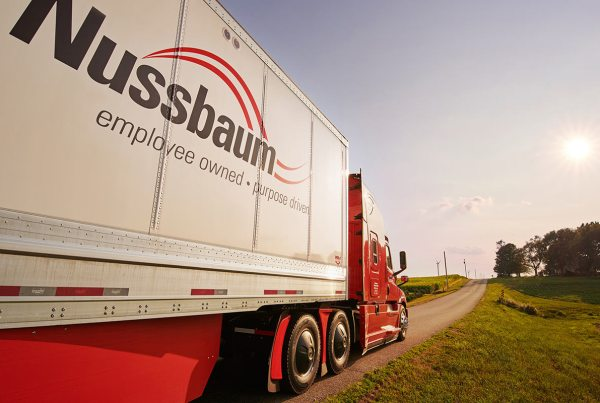 Nussbaum Transportation Smart Trailer