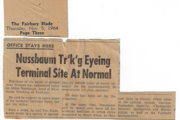 1964-Nussbaum-moves-from-Fairbury-article
