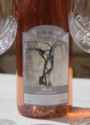 Nutty Blush 2013