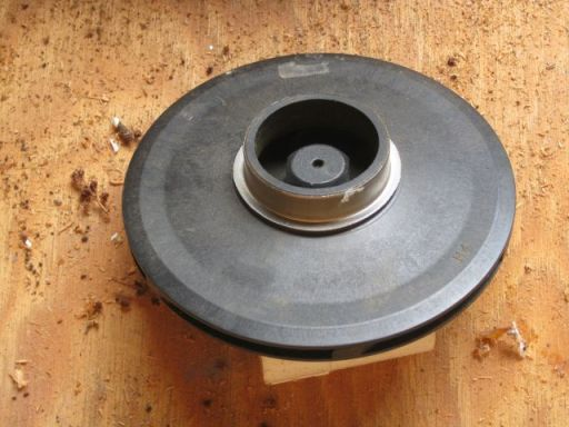 part of rainwater pump