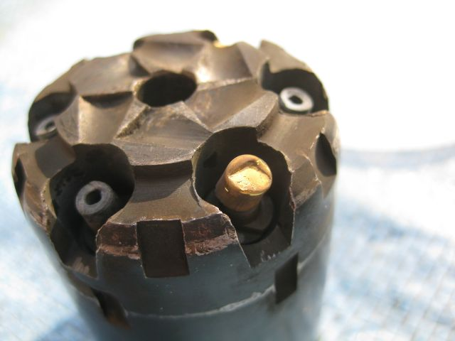you can see the nipples and a cap which was fired, hence the indentation in the cap
