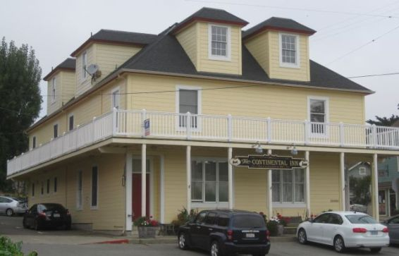 our heritage hotel in the small town of Tomales