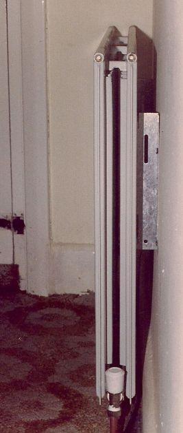 double walled radiator