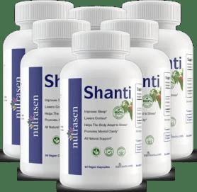 Shanti 6 Bottles Tr