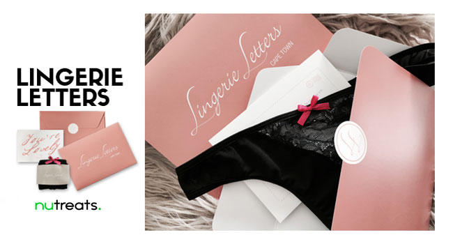 Best Subscription Boxes in South Africa - Lingerie Letters