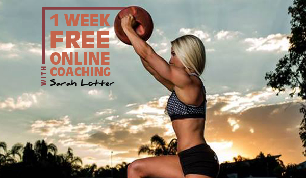 Get in Shape for Summer with 1 week free online coaching