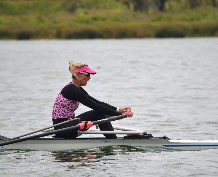 Kirsten McCann, more than just a sportswoman