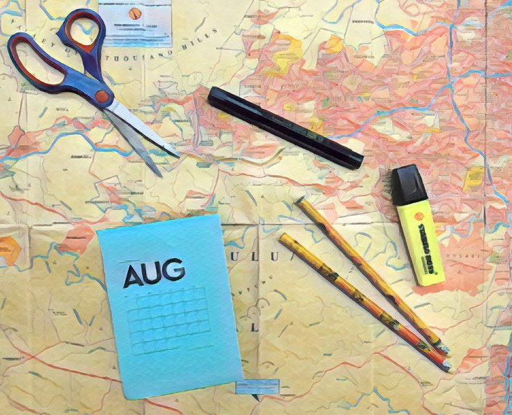 Things to do in August 2017 [South Africa]