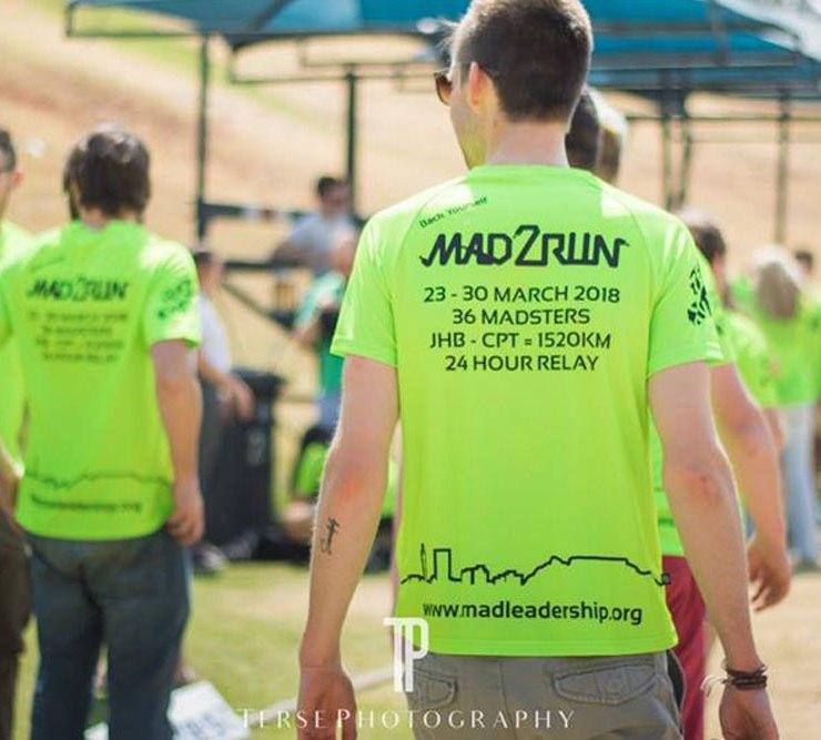 Running Jozi: 360km in 36 hours