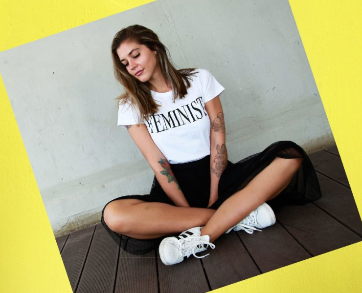 Behind the brand with Nicole Jowett of T-Shirts for Change