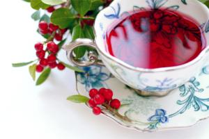 Chá hibisco