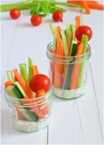 vegetais crus
