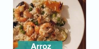 arroz basmati verde