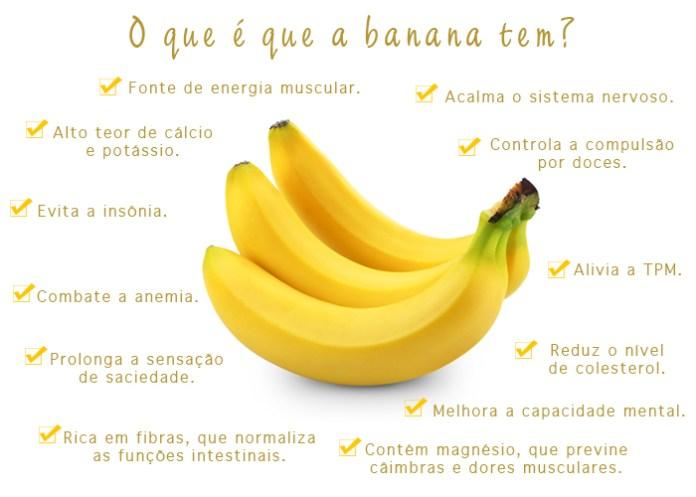 banana_ benefícios