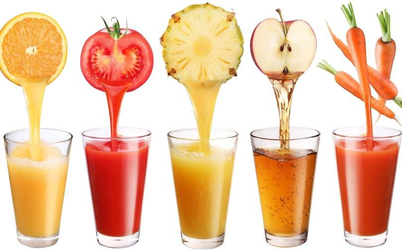 jus fruit légumes