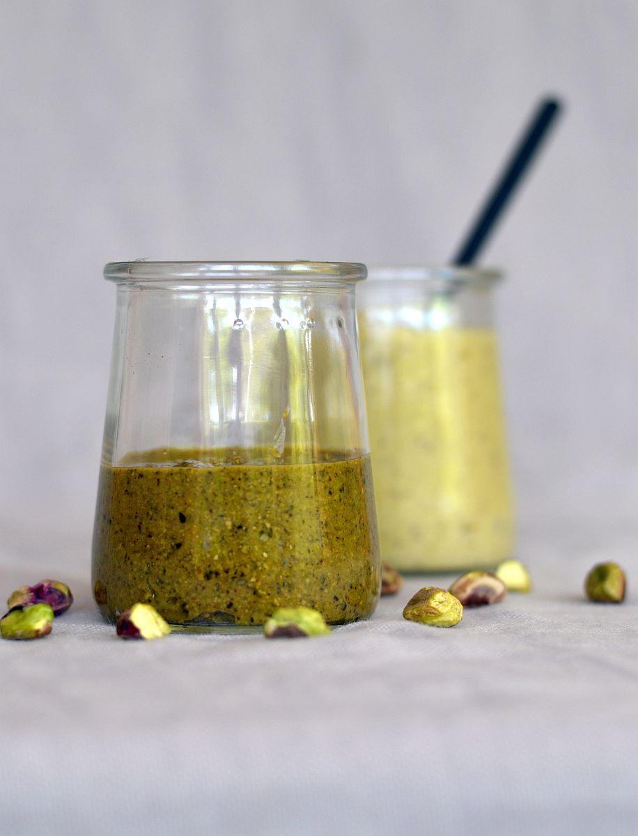 pate de pistache maison ultra facile