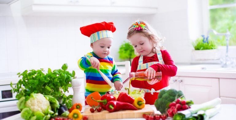 Alimentatia copiilor de la 1 la 3 ani