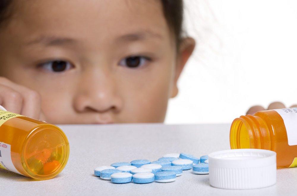 Intoxicatiile cu medicamente si substante toxice la copii