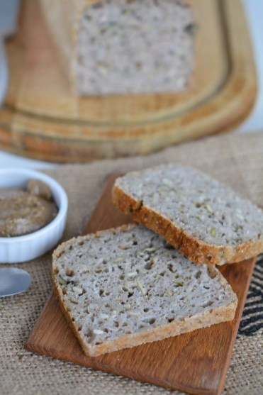Fermented Buckwheat Bread