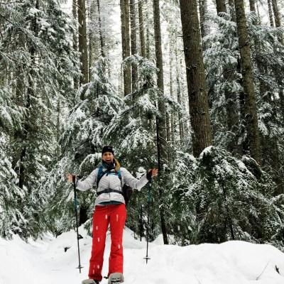 Snowshoeing 101