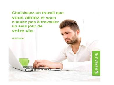 LE RECRUTEMENT HERBALIFE NUTRITION