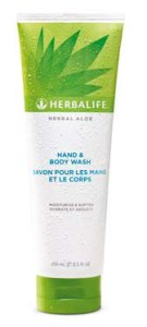 Savon Mains et Corps Herbal Aloe