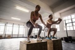 Renforcez vos fessiers et vos jambes avec un entraînement Tabata !