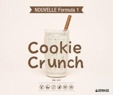 Nouvelle Formula 1 Cookie Crunch