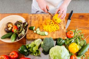 Comment un régime végétarien peut aider notre planète