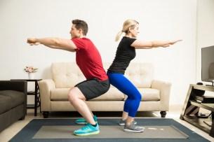 5 exercices pour garder la forme pendant les mesures de confinement