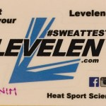 Using Levelen sweat testing