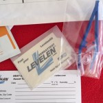Levelen sweat testing kit