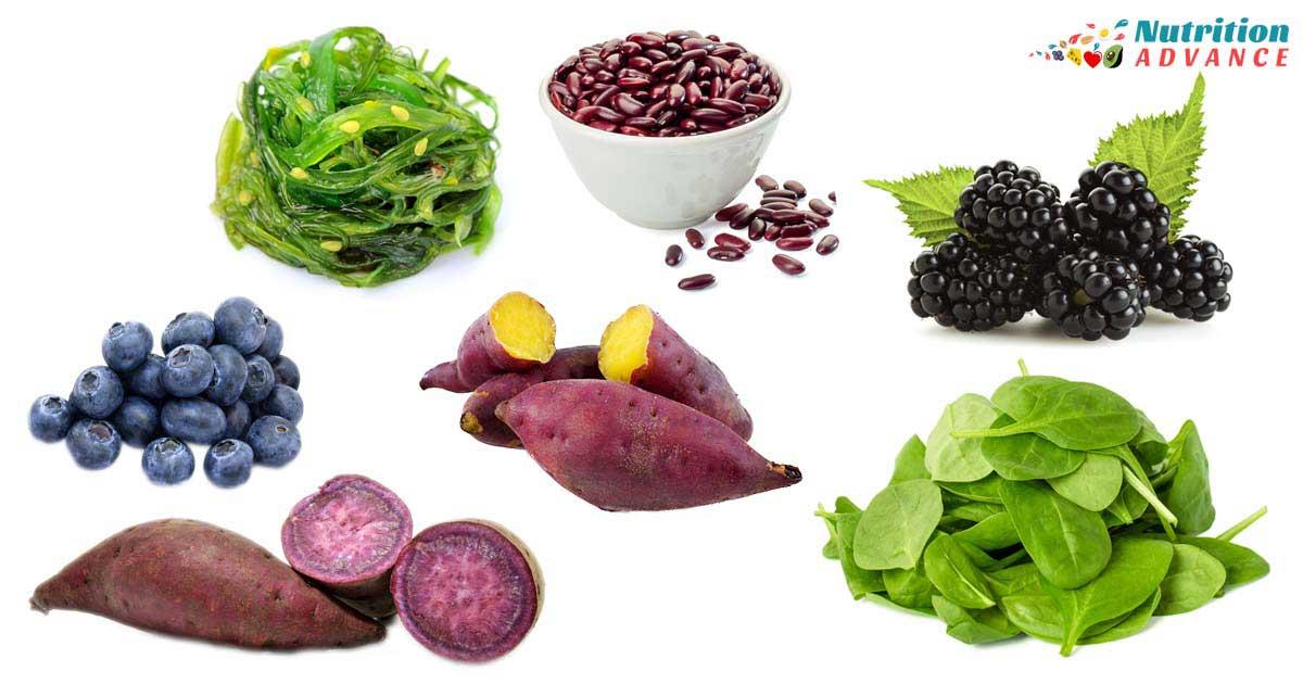 Dense Foods List Nutrient Most