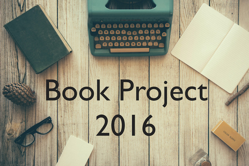 Book Project 2016