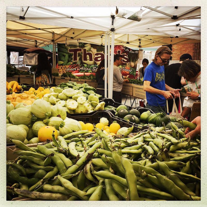 Farmers Market Santa Monica