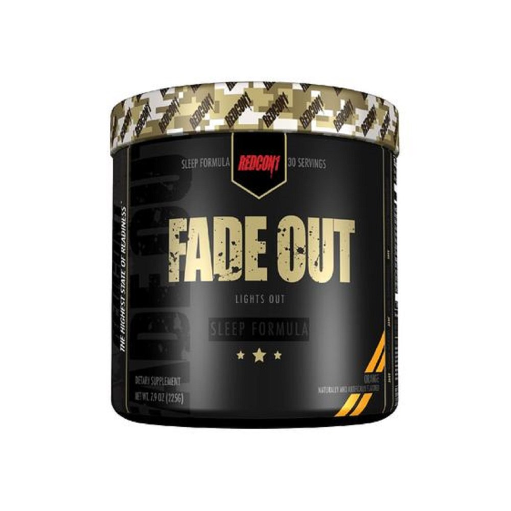 RedCon1 Fadeout 30 servings Orange