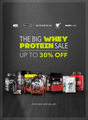 Whey Protein Sale - Nutrition Depot Philippines
