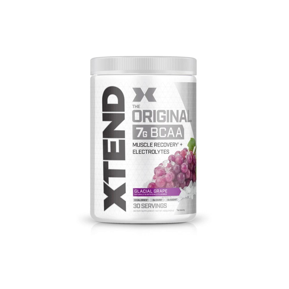 Scivation Xtend Original BCAA GLACIAL GRAPE 30 Servings - Nutrition Depot Philippines