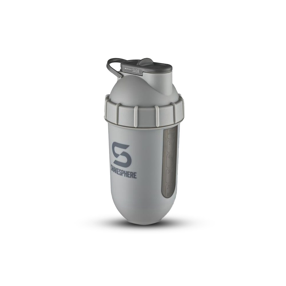 Shakesphere Tumbler View Matte Grey - Nutrition Depot Philippines