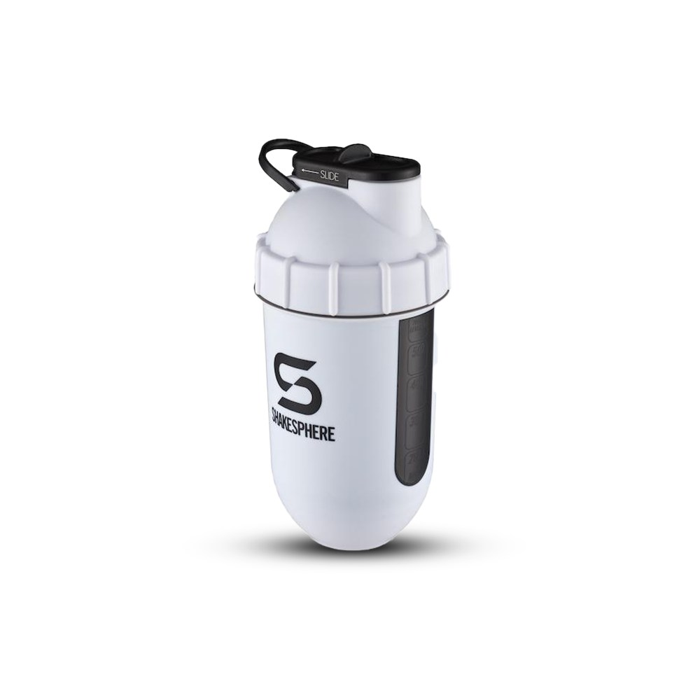 Shakesphere Tumbler View Matte White - Nutrition Depot Philippines