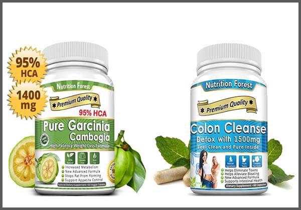 Pure Garcinia Cambogia and Premium Cleanse